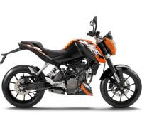 KTM Sportmotorcycle 125 Duke (11 kW) [11]